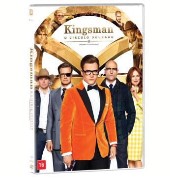 Kingsman - O Círculo Dourado (DVD)