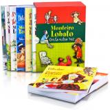 Caixa Monteiro Lobato: Conta Outra Vez - Monteiro Lobato