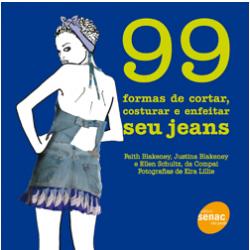 99 formas de cortar,costurar e enfeitar seu jeans