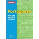 Portuguese Phrase Book e Dictionary - Berlitz