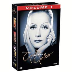 DVD - Greta Garbo - Coleção Greta Garbo Vol. 1 - Mata Hari + Grande Hotel + Rainha Cristina - Vários - 7892110044028