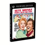 Sete Noivas para Sete Irmãos - Edição Especial (DVD) - Stanley Donen  (Diretor)