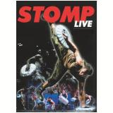 Stomp - Live (DVD) - Stomp