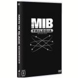 MIB - Homens de Preto - Trilogia (DVD)