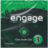 Engage 3 (2 Cds) - Second Edition -
