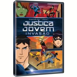 DVD - Justiça Jovem - 2ª Temporada - Volume 1 - Desenho - 7892110170109