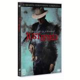 Justified - 4ª Temporada (DVD) - Timothy Olyphant