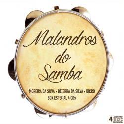 Malandros do Samba - CDs