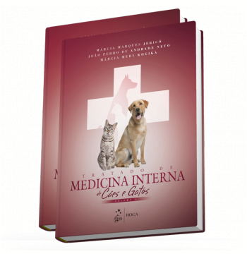 Tratado De Medicina Interna De Caes E Gatos (2 Vols.)