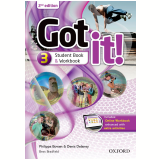 Got It! 3 - Student Book - Workbook With Digital - Workbook - Second Edition -