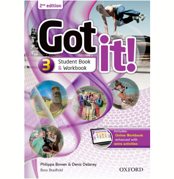 Got It! 3 - Student Book - Second Edition