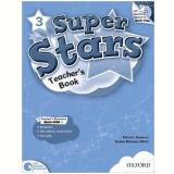 Super Stars 3 Teacher's Book Pack -