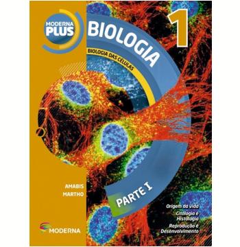 Moderna Plus Biologia 4 Edição