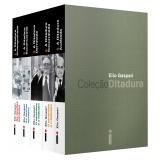 Box - Coleção Ditadura (5 Vols.) - Elio Gaspari