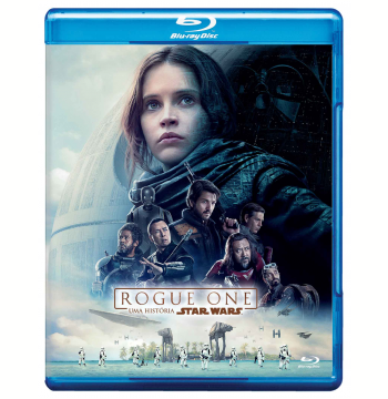 Rogue One: Uma História Star Wars (Blu-Ray)