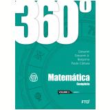 360º - Matemática (Vol. 3) - Giovanni, Bonjorno, Giovanni Jr. ...
