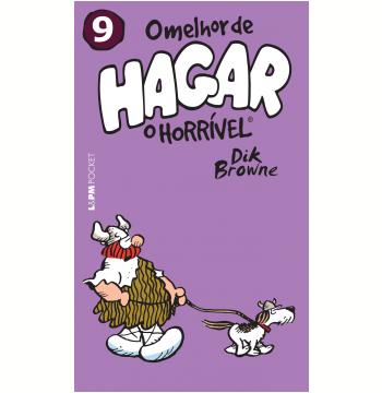 O Melhor de Hagar - O Horrível - Vol. 9 (Pocket)