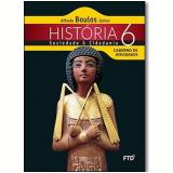 História, Sociedade e Cidadania - 6º Ano - Caderno Atividades - Alfredo Boulos Júnior