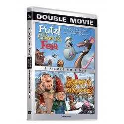 Putz! A Coisa T� Feia + Gnomos & Gigantes (DVD)