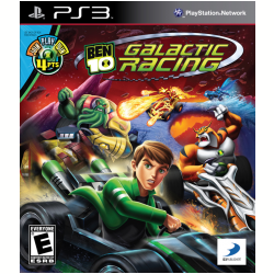 Ben 10 Galactic Racing (PS3)
