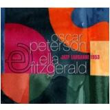 Ella Fitzgerald - Jatp Lausanne 1953 (CD) - Ella Fitzgerald, Oscar Peterson