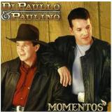 Di Paullo & Paulino - Momentos (CD) - Di Paullo & Paulino