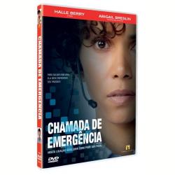 DVD - Chamada de Emergência - Halle Berry - 7898489245271