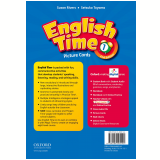 English Time 1 Picture Cards - Second Edition -
