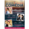Box Mestres da Com�dia - Exclusivo (DVD)
