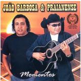 João Barbosa & Praianense - Momentos (CD) - João Barbosa & Praianense