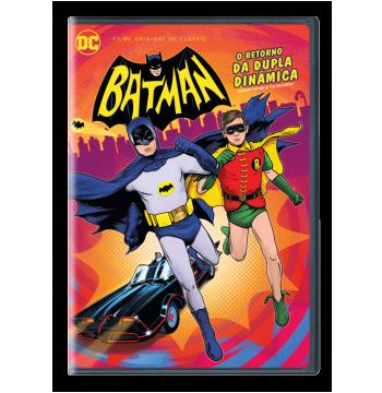 Batman - O Retorno da Dupla Dinâmica (DVD)