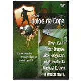 Coleção Ídolos da Copa (Volume 3) (DVD) -