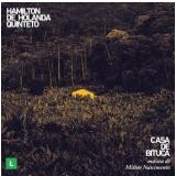 Hamilton de Holanda Quinteto - Casa de Bituca - Digipack (CD) + (DVD) - Varios Interpretes