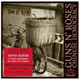Guns N' Roses - Chinese Democracy (CD) - Guns N' Roses
