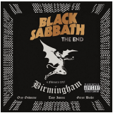 Black Sabbath - The End - 4 February 2017 Birmingham (CD) - Black Sabbath