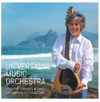 Itibere Zwarg & Umo  Feat. Hermeto Pascoal (CD)