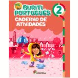 Buriti - Português - Caderno De Atividades - 2º Ano - Editora Moderna