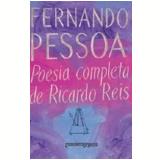 Poesia Completa de Ricardo Reis (Edição de Bolso) - Fernando Pessoa