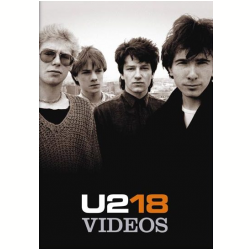 DVD - U2 18 Videos - U2 - 602517138711