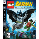 LEGO Batman: The Videogame (PS3) -
