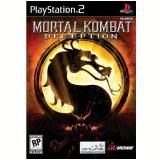 Mortal Kombat: Deception (PS2) -