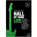 Box Rock and Roll - Hall of Fame - Volume 4 ao 6 (DVD) -