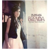 Brenda - Novos Horizontes (playback) (gospel) (CD) -