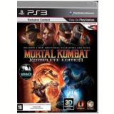 Mortal Kombat Komplete Edition (PS3) -
