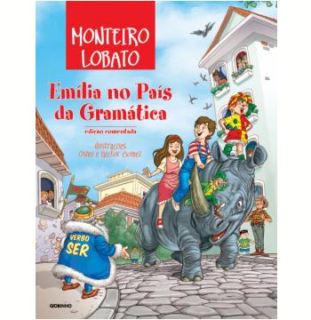 Emília no País da Gramática  (Ebook)