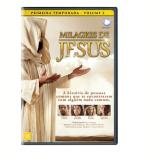 Milagres De Jesus - (vol.2) - 1° Temporada (DVD) - Milhem Cortaz
