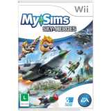 My Sims Sky Heroes (Wii) -