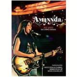 Amannda - Ao Vivo em Campo Grande (DVD) - Amannda
