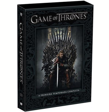 Game Of Thrones - A Primeira Temporada Completa (DVD)