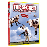 Top Secret - Superconfidencial (DVD) - Val Kilmer